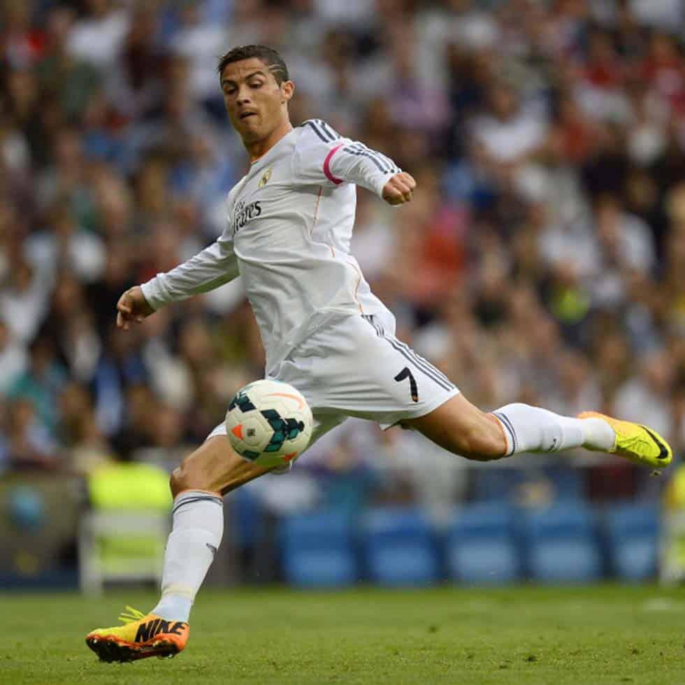 Calciatore Cristiano Ronaldo Gay