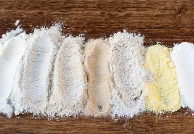 5 Farine Alternative, proprietà e modi d'uso