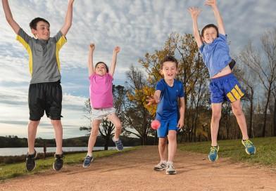 Sport per bambini – attività fisica e allenamenti