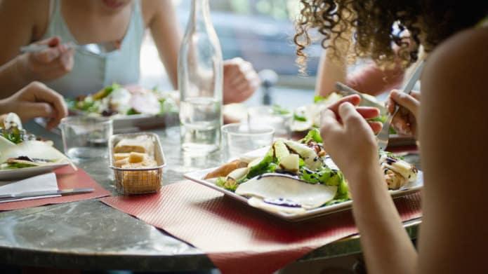 Cosa Mangiare quando siamo al ristorante