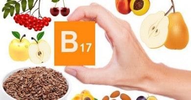La vitamina B17 e i nitrilosidi: i cibi contro il cancro