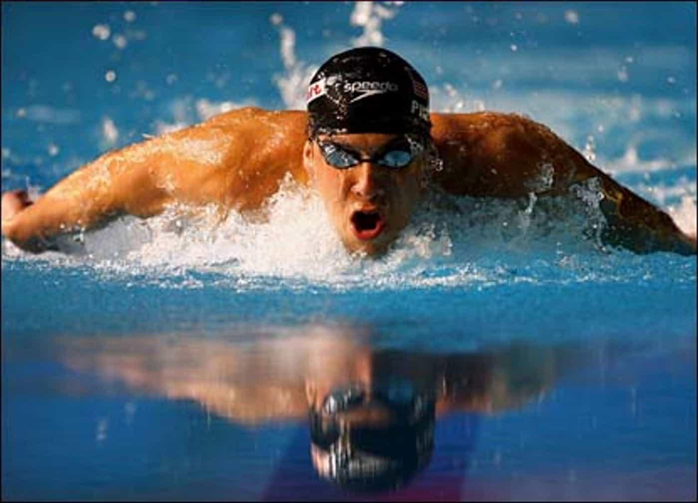dieta di Phelps