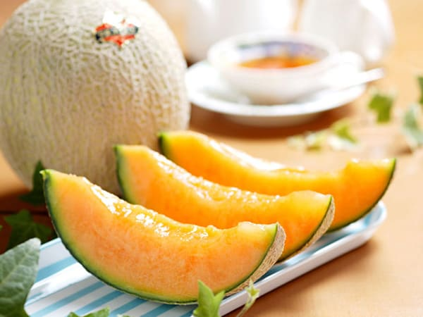 Dimagrire con il Melone