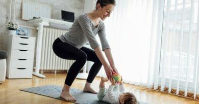 Le app per tornare in forma dopo il parto